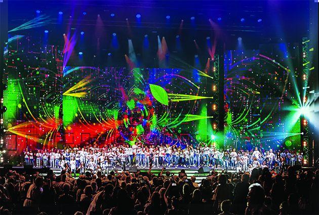 Концерт «Весна идёт! Весне дорогу!» в ГЦКЗ «Россия» – события на сайте «Московские Сезоны»