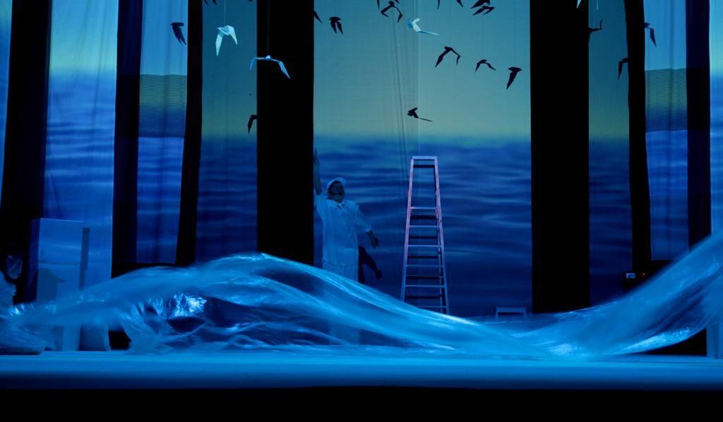 Спектакль «Чайка по имени...» – события на сайте «Московские Сезоны»