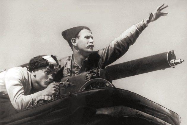Кинопоказы в День защитника Отечества – события на сайте «Московские Сезоны»