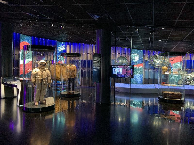 Акция «Музей для всех!» в Музее космонавтики – события на сайте «Московские Сезоны»