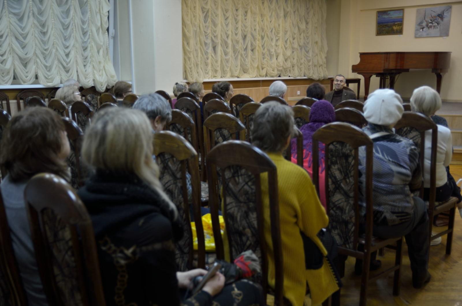 Трансляция встречи-беседы «О смысле жизни и предназначении человека» (клуб «Атом») – события на сайте «Московские Сезоны»