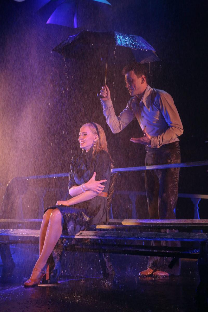 Трансляция спектакля «Скамейка» из Московского Губернского театра – события на сайте «Московские Сезоны»