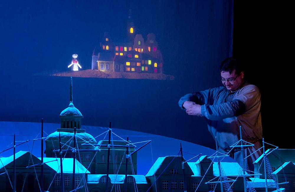 Показ записи спектакля «Ваня Датский» из Московского детского театра теней – события на сайте «Московские Сезоны»