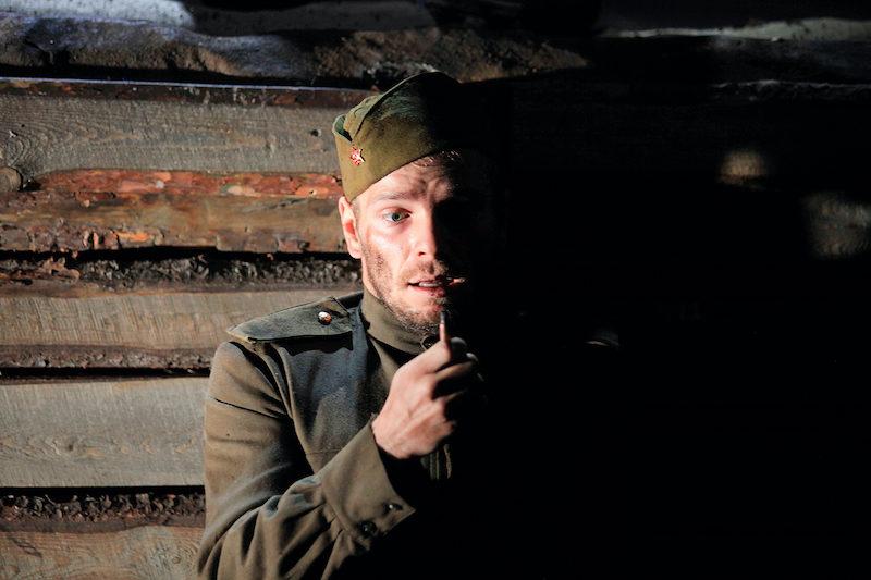Трансляция спектакля «Веселый солдат» на онлайн-площадках Московского Губернского театра – события на сайте «Московские Сезоны»