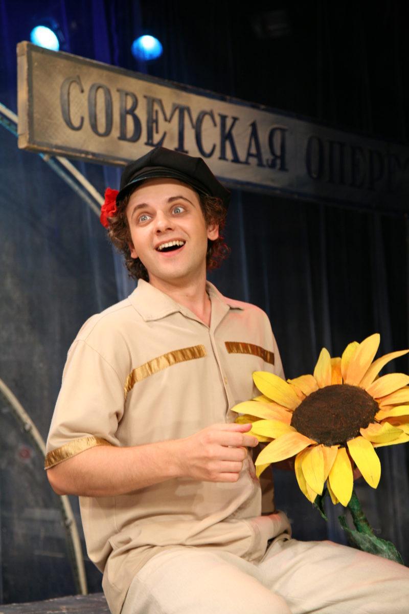 Трансляция спектакля «Даешь оперетту!» на YouTube-канале Музыкального театра Чихачева – события на сайте «Московские Сезоны»