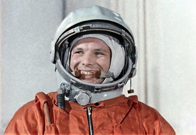 Онлайн-выставка «Юрий Гагарин: первый рейс в космос» – события на сайте «Московские Сезоны»