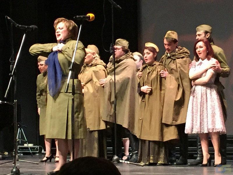 Показ записи концерта «Венок победных вальсов» – события на сайте «Московские Сезоны»