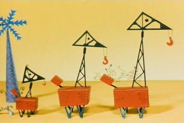 «Забытые мультфильмы Романа Качанова» на сайте Музея кино – события на сайте «Московские Сезоны»