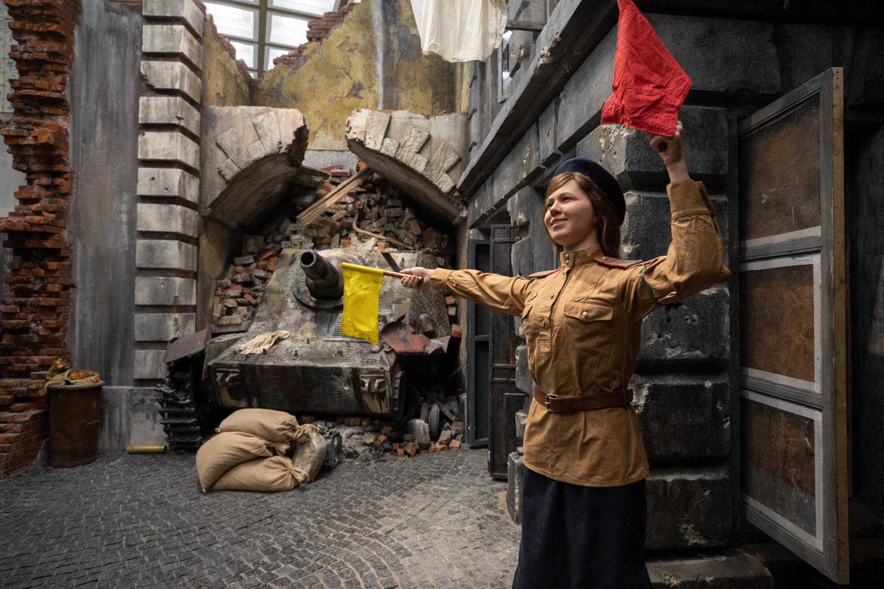 Виртуальная экскурсия «Подвиг народа» – события на сайте «Московские Сезоны»