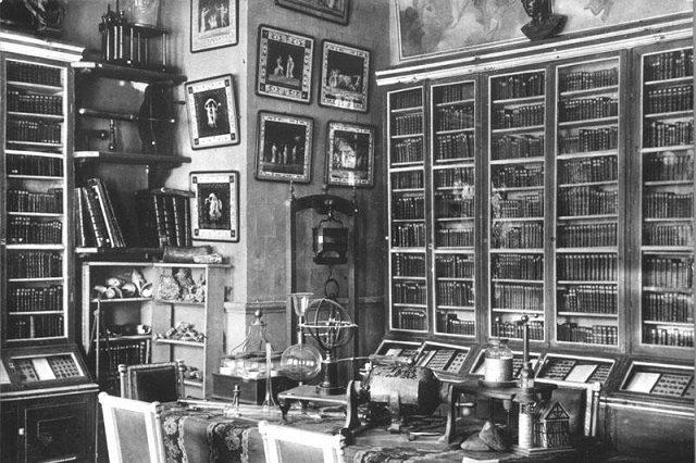 Цикл публикаций «Видимое и невидимое Дворца усадьбы Остафьево. Часть 3» – события на сайте «Московские Сезоны»
