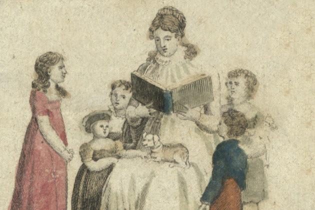Онлайн-лекция «Юные книголюбы, или Что читали будущие классики» – события на сайте «Московские Сезоны»