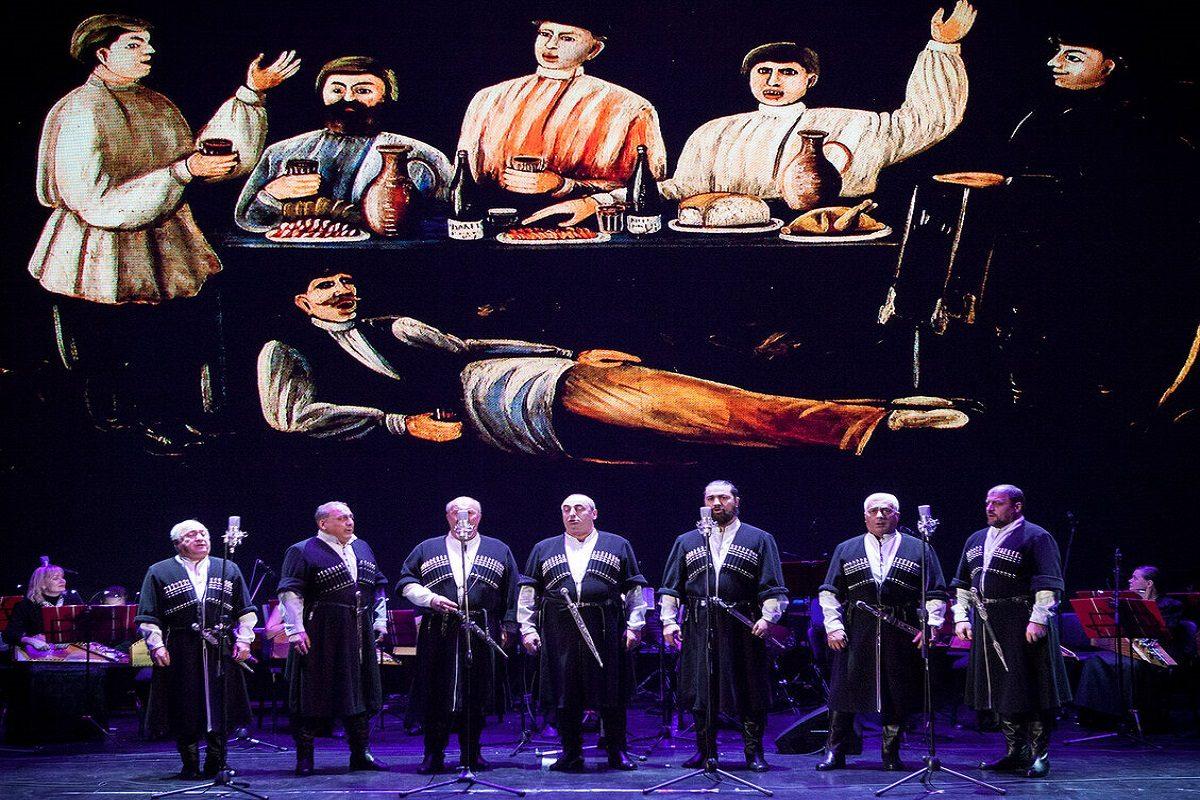 Концерт «Тбилисо. Грузинское многоголосие и орган» в кафедральном соборе святых Петра и Павла – события на сайте «Московские Сезоны»