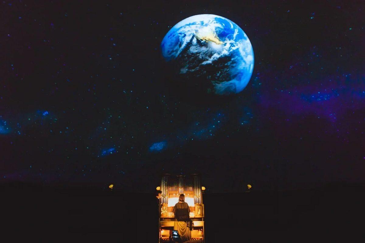 Концерт «Космос» в медиазале AtmaSfera360 – события на сайте «Московские Сезоны»