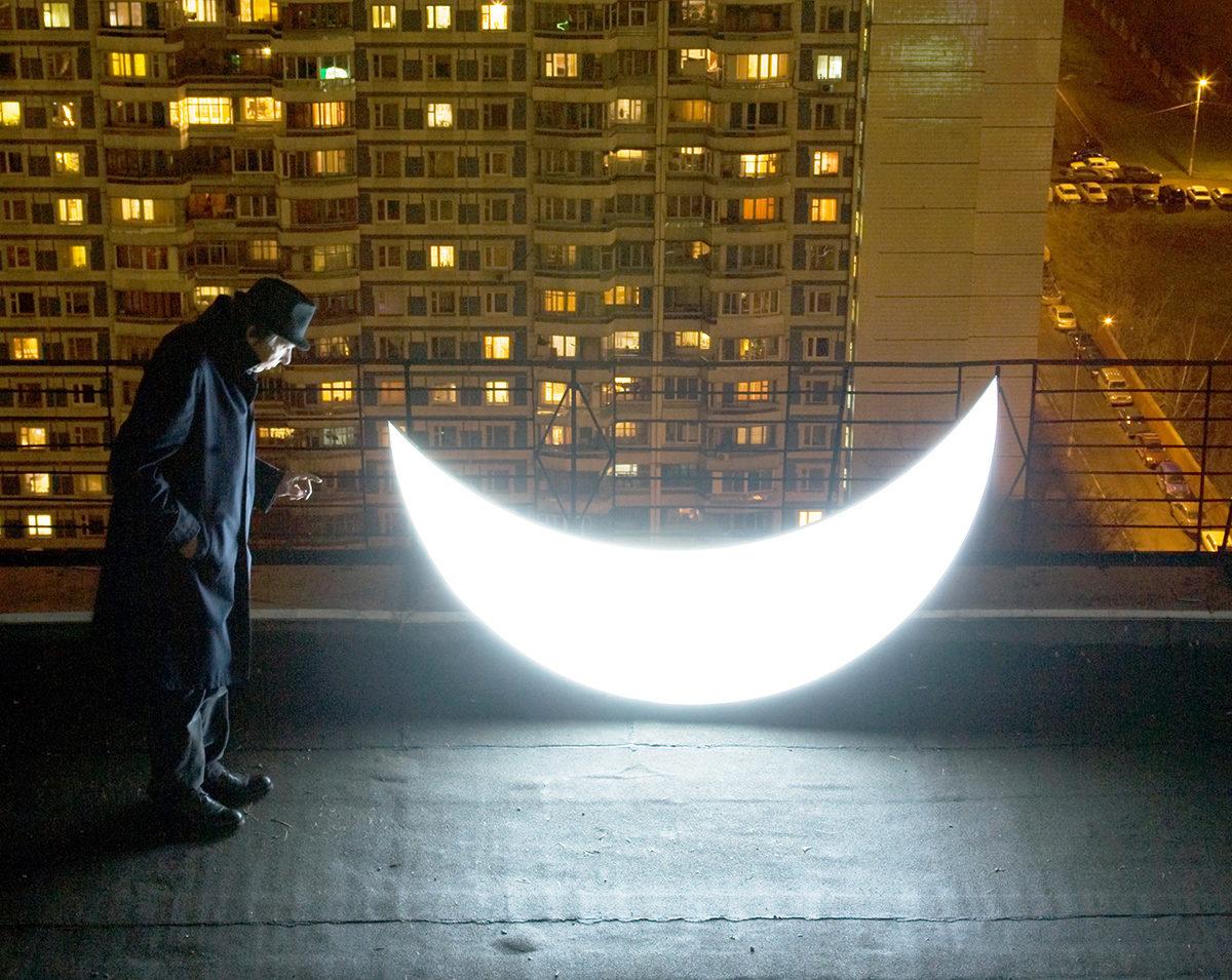 Онлайн-встреча «Из комнаты в космос»: художник Леонид Тишков» – события на сайте «Московские Сезоны»
