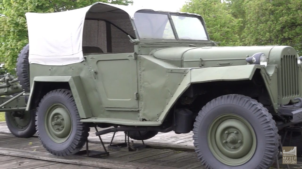 Онлайн-экскурсия ко Дню военного автомобилиста – события на сайте «Московские Сезоны»