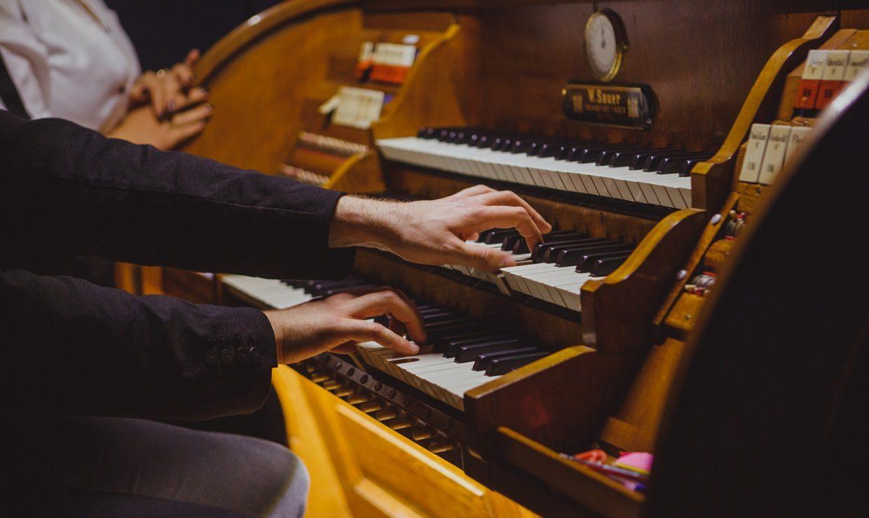 Трансляция концерта «Концерт для двух органов» – события на сайте «Московские Сезоны»