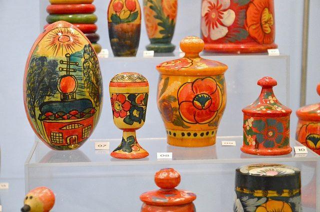 Видеосюжет «Нижегородская деревянная игрушка» – события на сайте «Московские Сезоны»