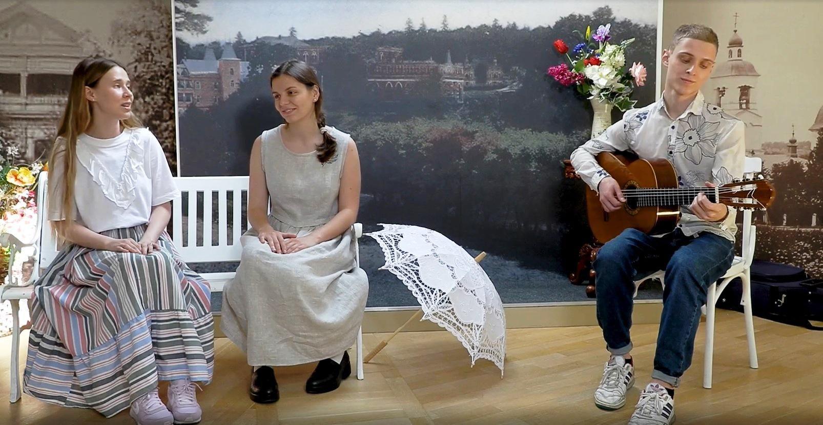 Детская онлайн-программа «Расскажи мне историю» – события на сайте «Московские Сезоны»