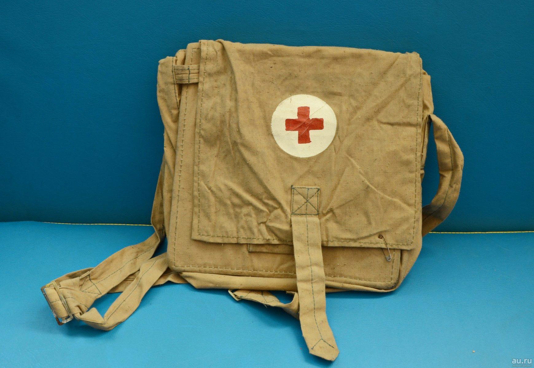Виртуальный мастер-класс «Медицинская сумка» – события на сайте «Московские Сезоны»