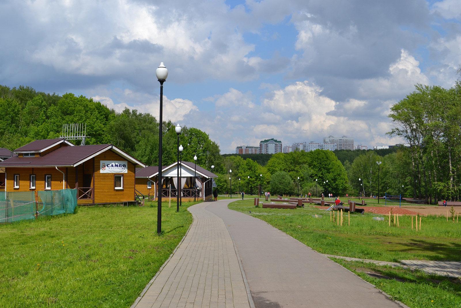 Виртуальная экскурсия «Теплый Стан: вчера, сегодня, завтра» – события на сайте «Московские Сезоны»