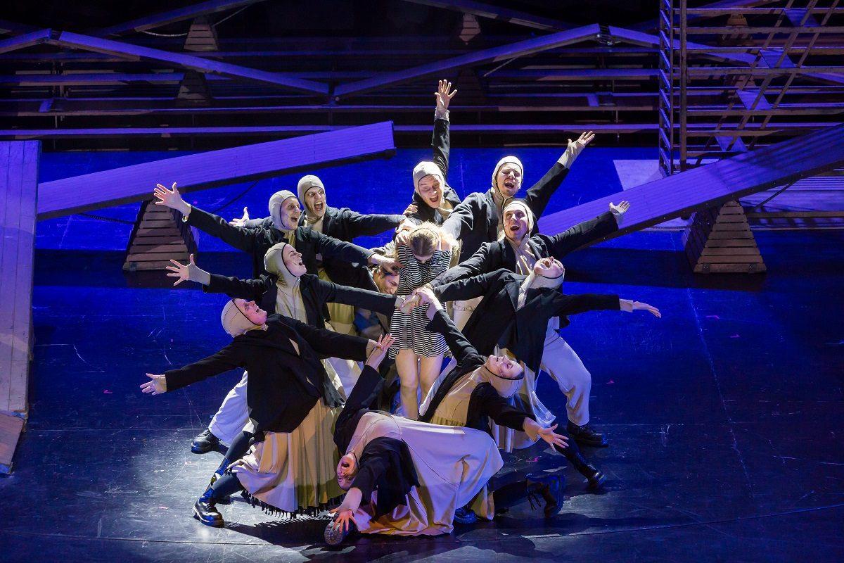 Мюзикл «Алые паруса» в центре «Меридиан» – события на сайте «Московские Сезоны»