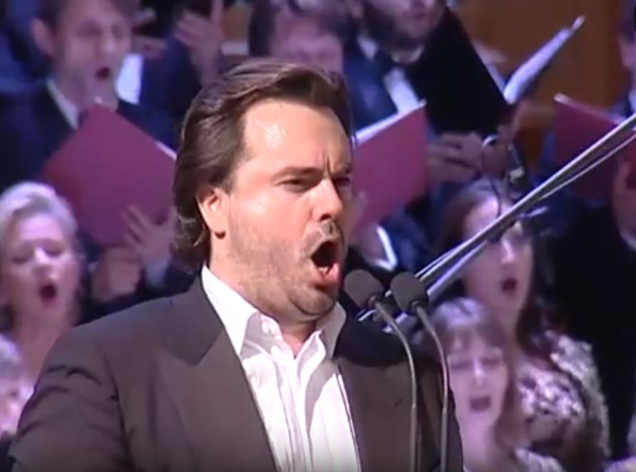 Показ концерта в записи «Песни нашей родины» – события на сайте «Московские Сезоны»
