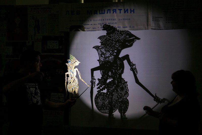 Спектакль-экскурсия «Где живут тени» в Московском детском театре теней – события на сайте «Московские Сезоны»