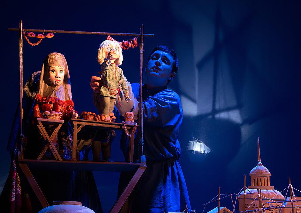 Спектакль «Ваня Датский» в Детском театре теней – события на сайте «Московские Сезоны»