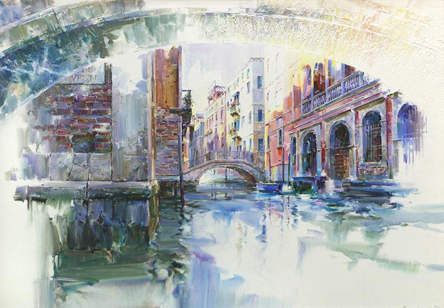 Выставка «В зеркалах» в Галерее «Солнцево» – события на сайте «Московские Сезоны»
