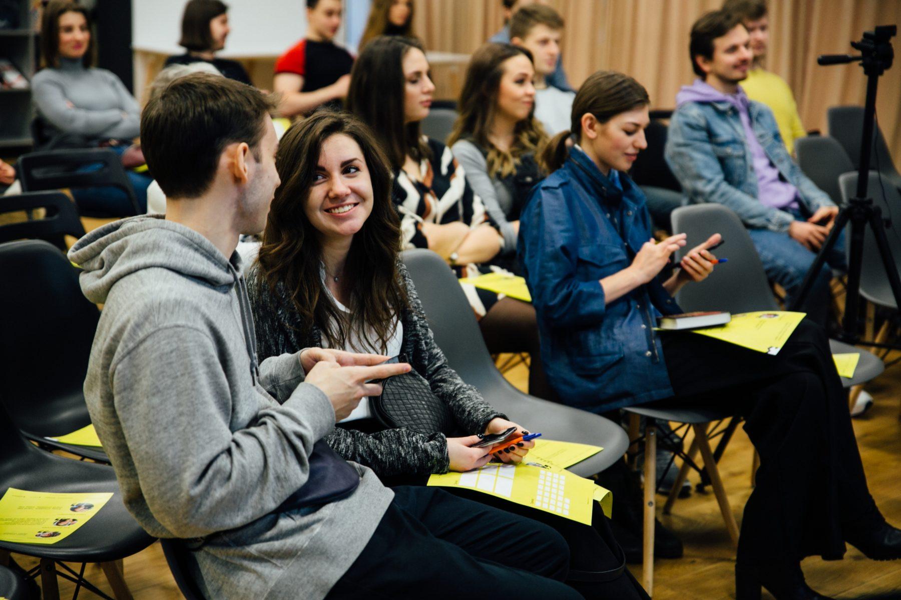 Ночь кино в Центре культуры и искусств «Щукино» – события на сайте «Московские Сезоны»