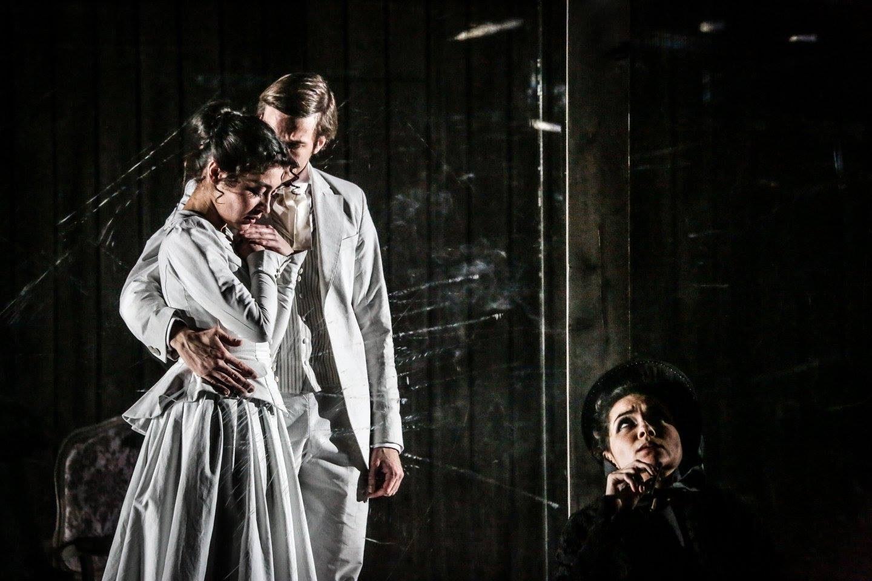 Спектакль «Воскресение» на Новой сцене ГИТИСа – события на сайте «Московские Сезоны»