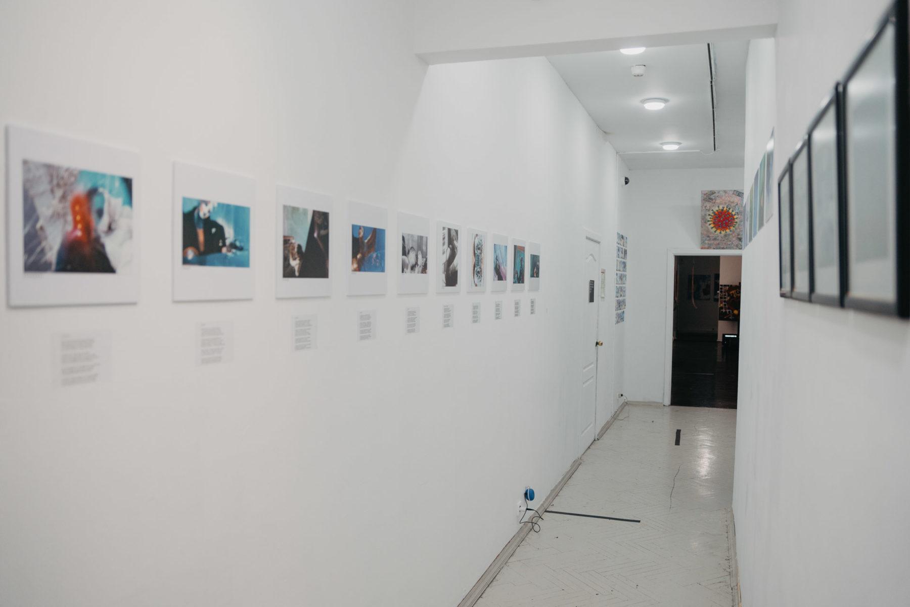 Выставка «Частоты» в галерее «Ходынка» – события на сайте «Московские Сезоны»