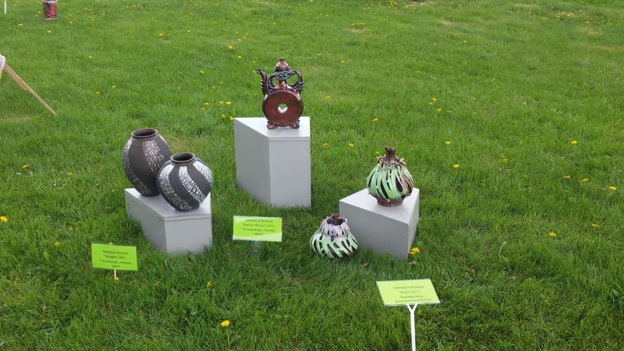 Выставка «Керамика на траве» в «Кусково» – события на сайте «Московские Сезоны»