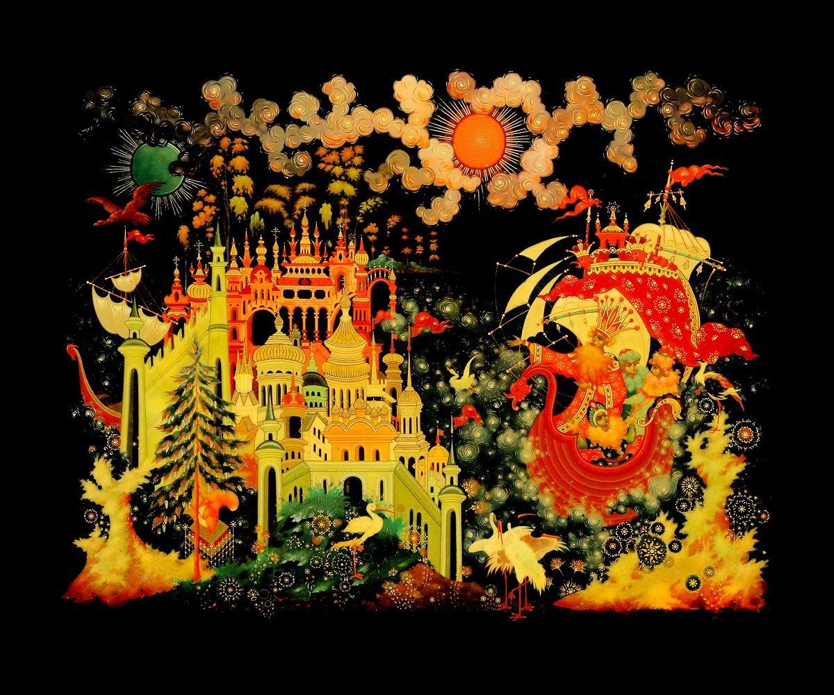 Выставка «Где живет сказка» в «Остафьево» – события на сайте «Московские Сезоны»