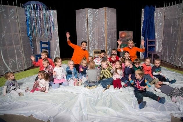 Спектакль «Сказки кота Мурлыки. Почему растаял снег?» в Библиотеке № 252 – события на сайте «Московские Сезоны»