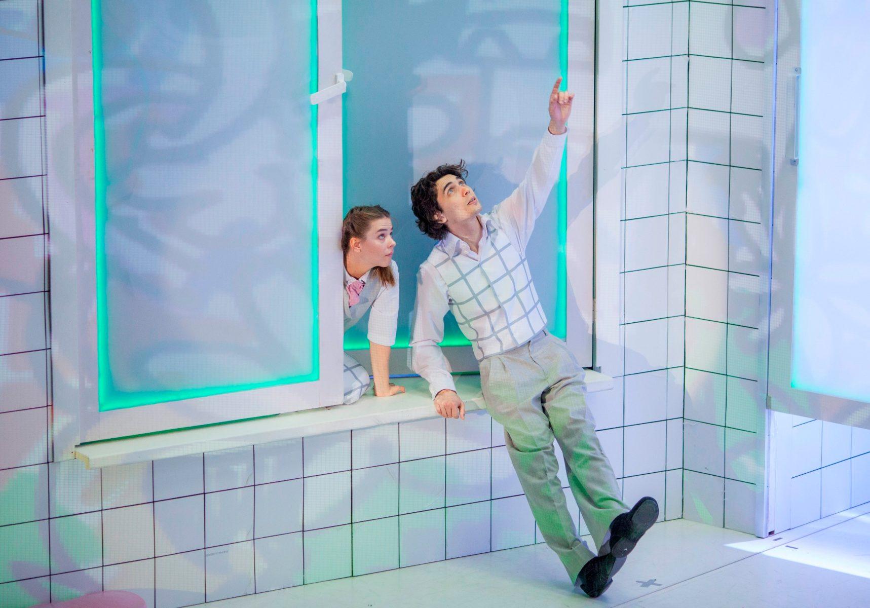 Спектакль «Принцесса и Пьер» в Театриуме на Серпуховке – события на сайте «Московские Сезоны»