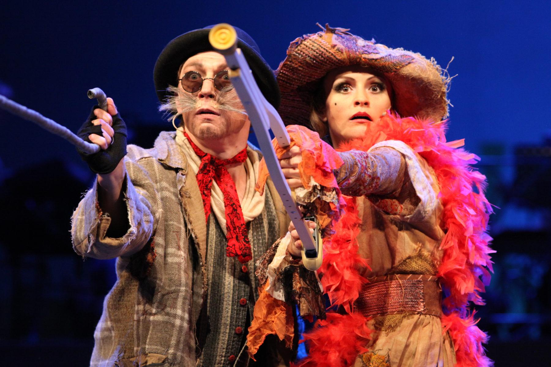 Мюзикл «Бу-ра-ти-но!» в Театриуме на Серпуховке – события на сайте «Московские Сезоны»
