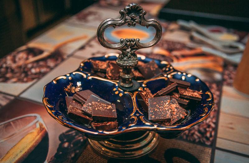 Выставка «История московского шоколада» в Музее-усадьбе «Люблино» – события на сайте «Московские Сезоны»