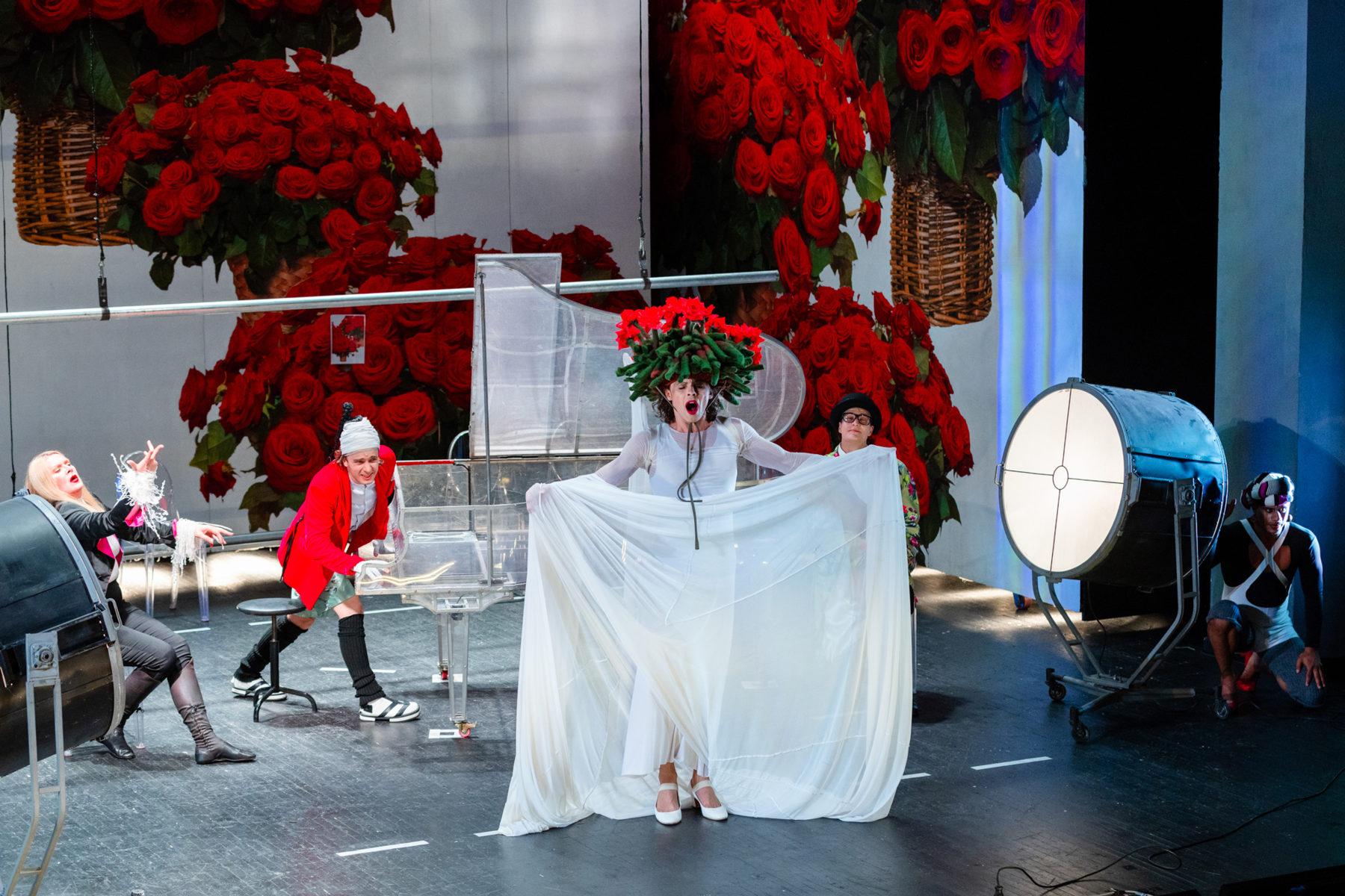 Спектакль «Несравненная!» в Театре Романа Виктюка – события на сайте «Московские Сезоны»