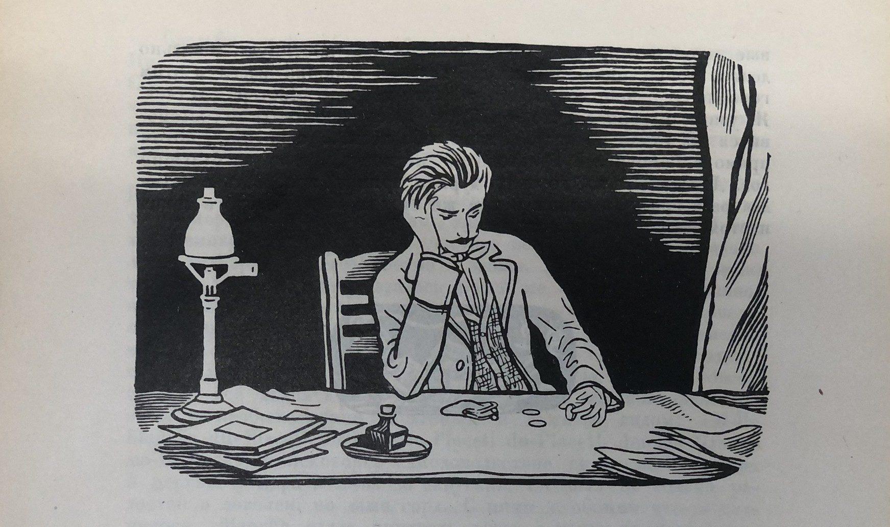 Выставка «200 лет со дня рождения Ф. М. Достоевского» в Библиотеке № 186 – события на сайте «Московские Сезоны»