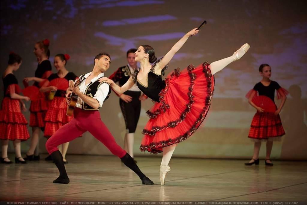 Показ записи балета «Дон Кихот» – события на сайте «Московские Сезоны»