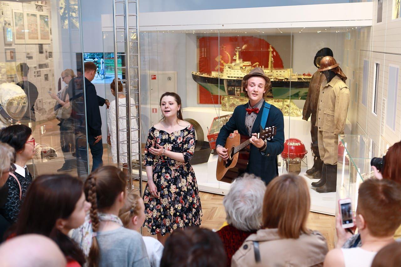 Ночь искусств онлайн в Государственном центральном музее современной истории России – события на сайте «Московские Сезоны»