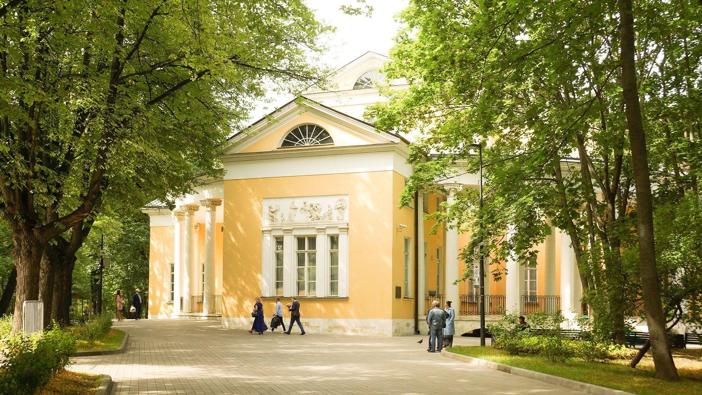 Ночь искусств онлайн в усадьбе «Люблино» – события на сайте «Московские Сезоны»