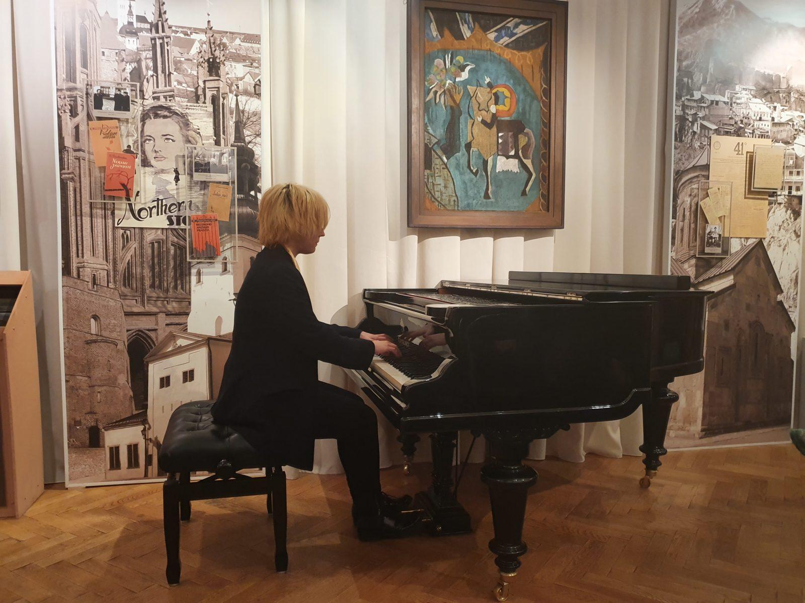 Ночь искусств онлайн в Музее Паустовского – события на сайте «Московские Сезоны»