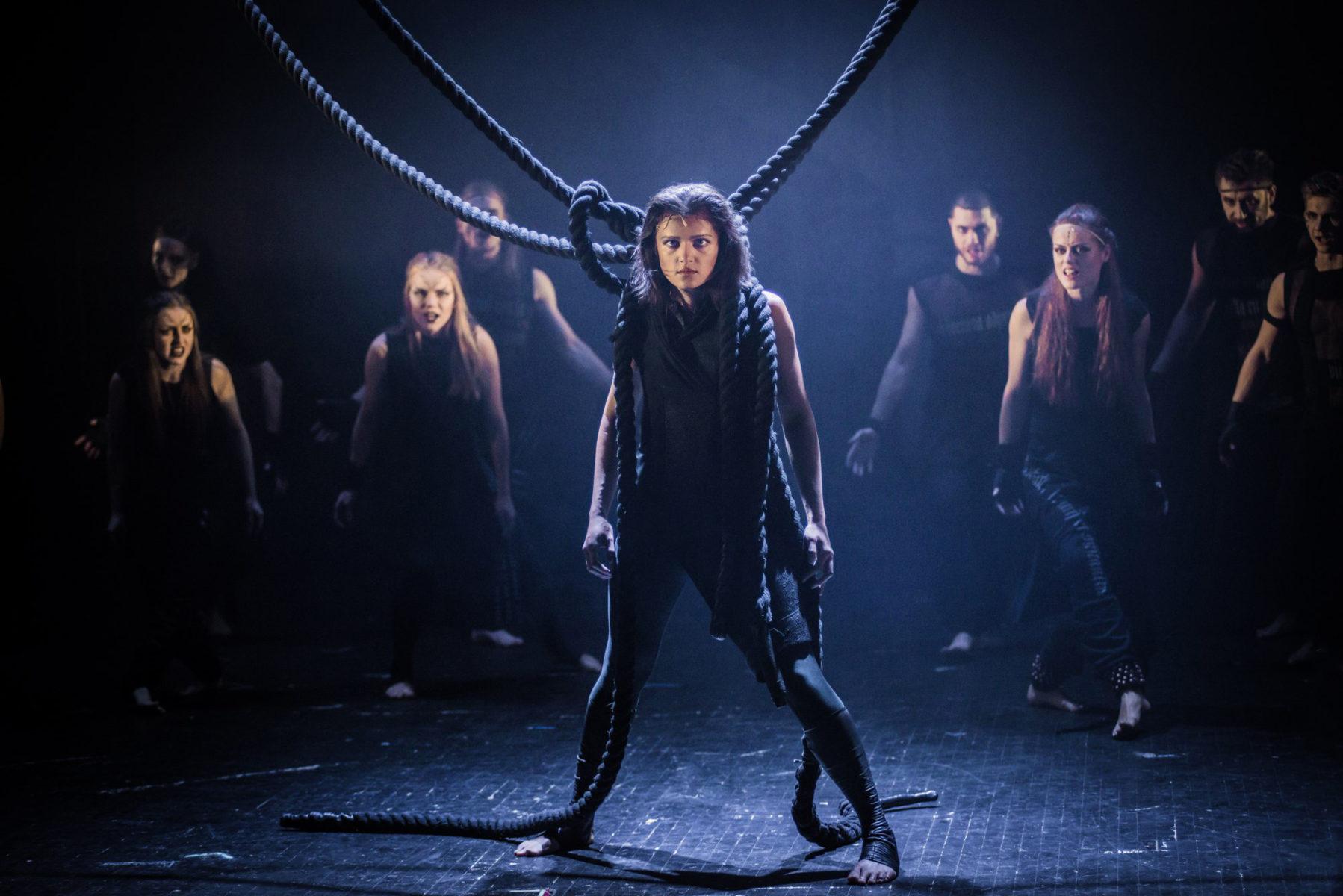 Спектакль «Маугли. Песнь мертвых» в Театре Романа Виктюка – события на сайте «Московские Сезоны»