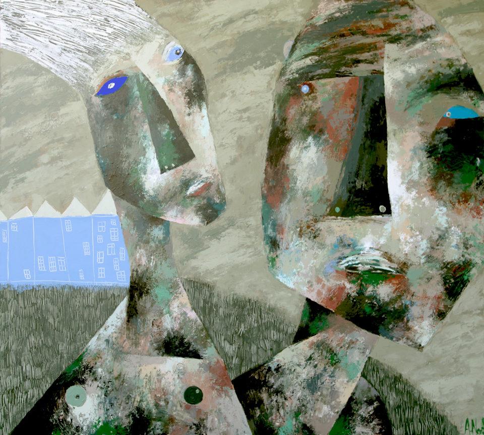 Онлайн-выставка «Цветной реализм Андрея Ноды» – события на сайте «Московские Сезоны»