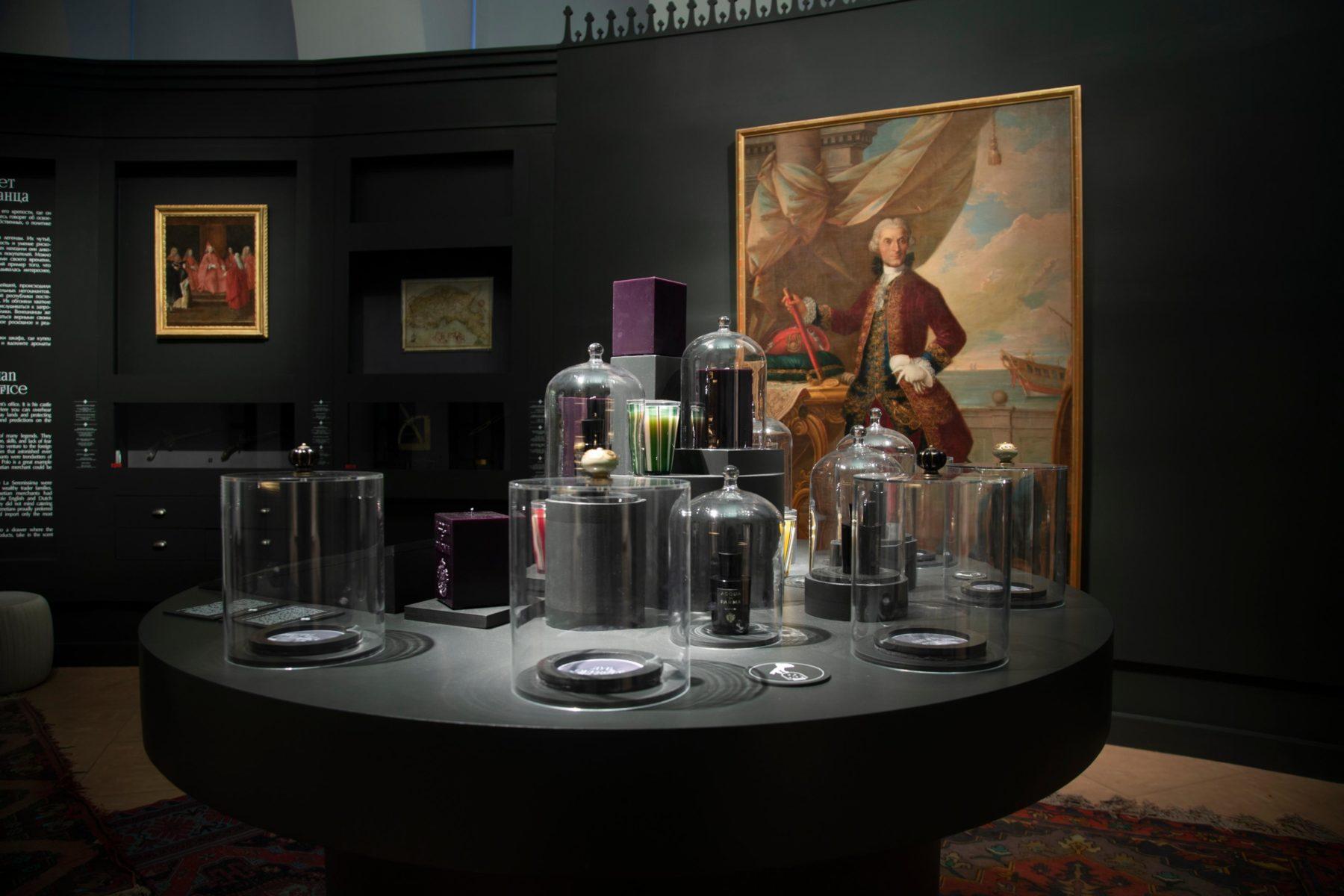 Выставка «Под маской Венеции» в музее-заповеднике «Царицино» – события на сайте «Московские Сезоны»