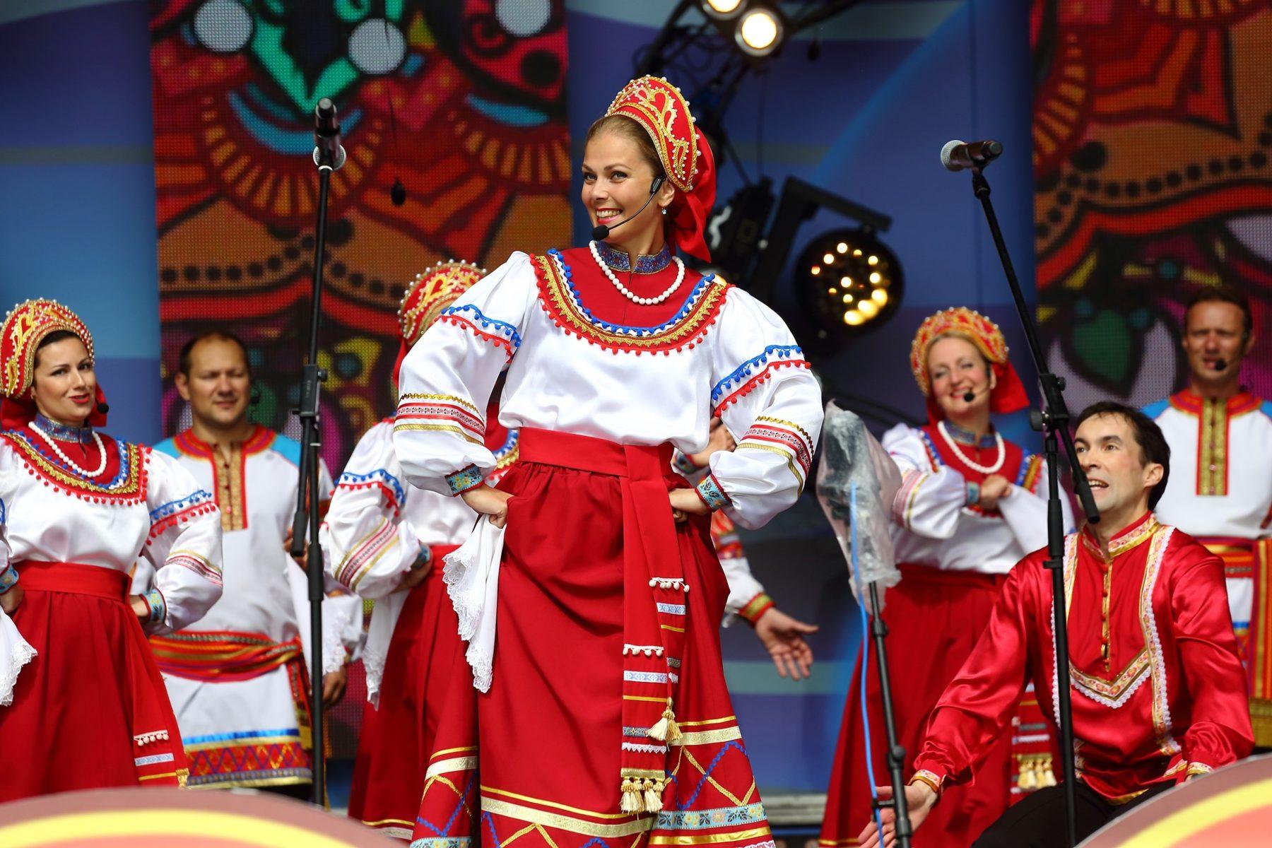 Фестиваль «Русское поле» в музее-заповеднике «Коломенское» – события на сайте «Московские Сезоны»