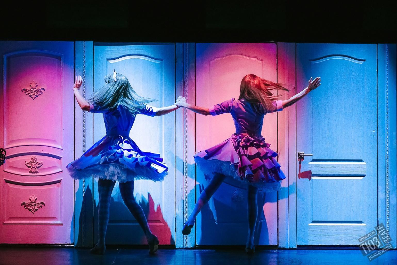 Алиsа в театре имени Евгения Вахтангова  – события на сайте «Московские Сезоны»