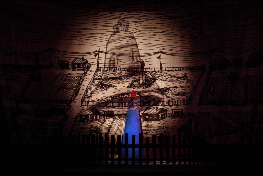 Спектакль «Собака Камень» в Театре кукол  – события на сайте «Московские Сезоны»